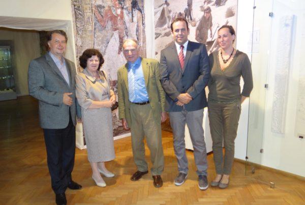 Spotkanie po latach z Karolem Myśliwcem Muzeum Kupiectwa w Świdnicy