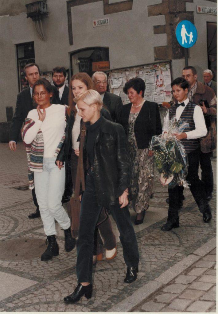 W drodze do Teatru 2 foto K. Jureweicz